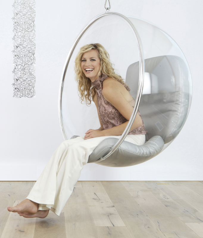 Fz Style Lets Succed Toghter, Bubble Hanging Chair
